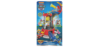 Spinmaster Paw Patrol Mighty Lookout Tower