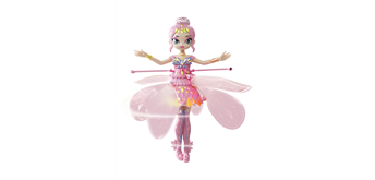Spinmaster Pixies Crystal Flyers Pink