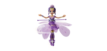 Spinmaster Pixies Crystal Flyers Purple