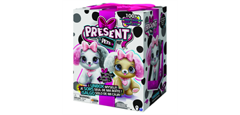 Spinmaster Present Pets Fancy assortiert