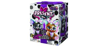 Spinmaster Present Pets Rainbow Glitter assortiert