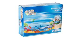 Splash & Fun Planschbecken Beach Fun 175 cm