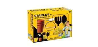 Stanley Jr. Gartengeräte-Set 10-teilig