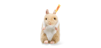 Steiff - Hanno Goldhamster gold/weiss 10 cm