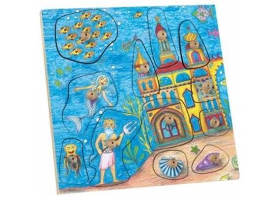 Stempelspiel Das Wasserschloss