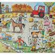 Stempelspiel Mein kleiner Bauernhof | Bild 2
