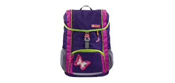 """Step by Step KID Rucksack-Set """"Shiny Butterfly"""", 3-teilig"""