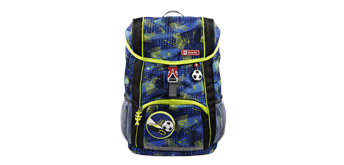 "Step by Step KID Rucksack-Set ""Soccer Team"", 3-teilig"