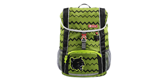 "Step by Step KID Rucksack-Set ""Wild Cat"" 3-teilig"