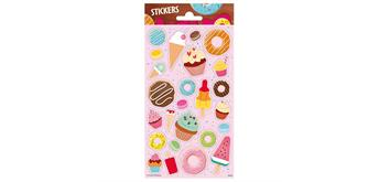 Sticker Sweets 10.2 x 20 cm