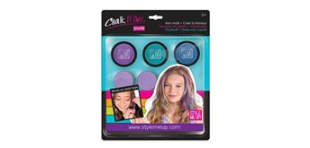 Style me up! Hair Chalk 2 x 3 assortiert