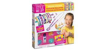 Style me up! Sequin Stacker