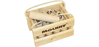 Tactic Mölkky Original Wooden-Case