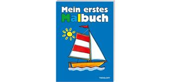 Tessloff Mein erstes Malbuch (blau)