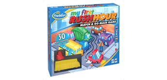 Thinkfun 76411 - My First Rush Hour