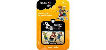tigercard - ??? Kids - Monster-Wolken