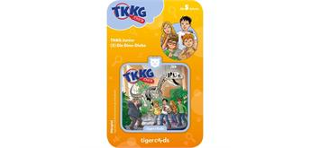 tigercard - TKKG Junior - Dino-Diebe