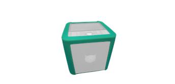 tigermedia - Bumper / Fallschutz für tigerbox TOUCH (grün)