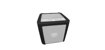 tigermedia - Bumper / Fallschutz für tigerbox TOUCH (schwarz)