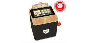 tigermedia - tigerbox TOUCH Schwarz Swiss Edition
