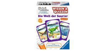 Tiptoi Buch 00842 Wissen und Quizzen - Die Welt der Saurier