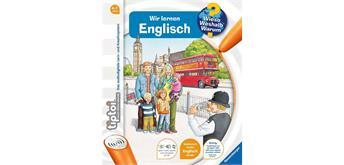 Tiptoi Buch 32904 Wir lernen Englisch