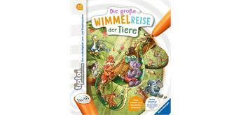 Tiptoi Buch 65884 - Die grosse Wimmelreise