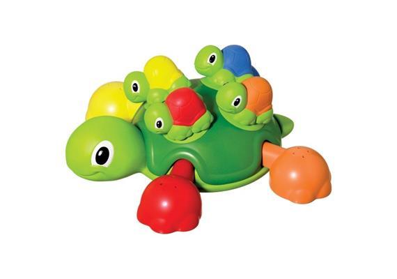 Tomy Toomies Bath Schildkrötenfamilie