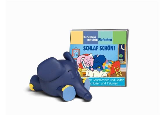 Tonies Die Sendung mit Elefanten - schlaf schön
