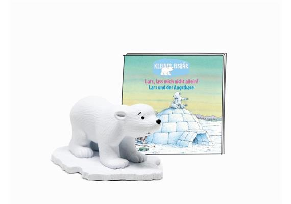 Tonies Kleiner Eisbär - Lars, lass mich nicht allein!/Lars und der Angsthase