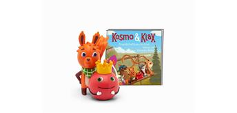 Tonies Kosmo und Klax – Freundschaftsgeschichten