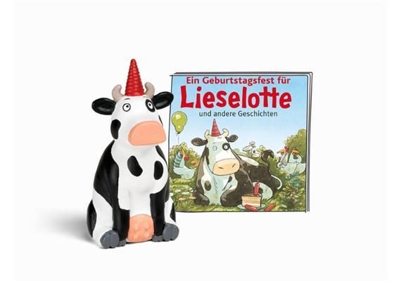 Tonies Lieselotte - Ein Geburtstagsfest für Liselotte und andere Geschichten