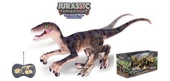 Totally Tech - RC Dino Velociraptor 2.4 GHz