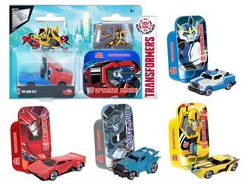 Transformers und Super Wings