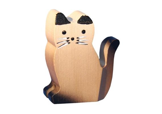 Trauffer Katze grau 1310