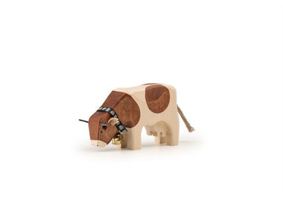 Trauffer Kuh 1 fressend Red-Holstein 1069