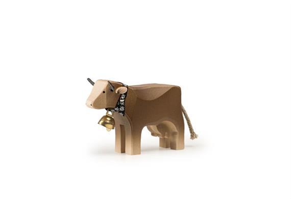 Trauffer Kuh 1 Steh braun 1001