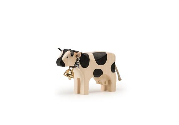 Trauffer Kuh 1 Steh schwarz 1003