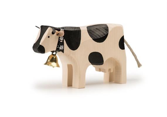Trauffer Kuh 3 steh schwarz 1027
