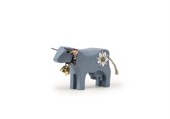 Trauffer Kuh Edelweiss klein 1093