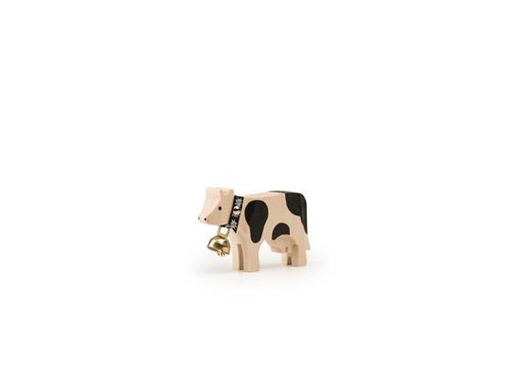 Trauffer Kuh schwarz mini 1079
