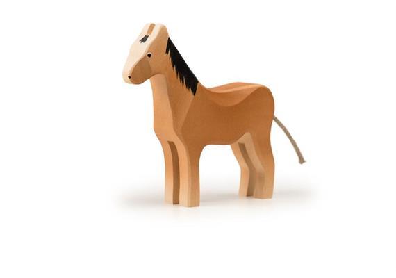 Trauffer Pferd steh gross 1102