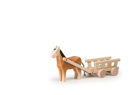Trauffer Pferdegespann 1110