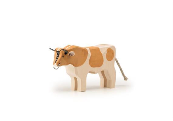 Trauffer Simmentaler Stier klein 1059