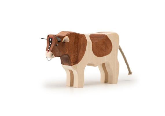 Trauffer Stier gross Red-Holstein 1067