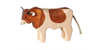 Trauffer Stier Red-Holstein klein 1089