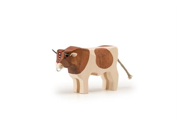 Trauffer Stier Red-Holstein klein 1089