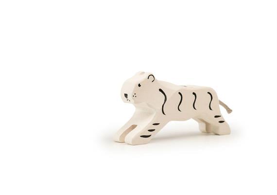 Trauffer Tiger weiss gross 1539