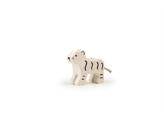 Trauffer Tiger weiss klein 1540