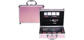 Treffina - Kosmetikkoffer rosa glänzend